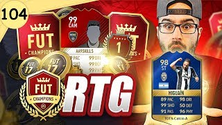 We got elite so today we are going to get 2 team of the season in fifa 17 Ultimate Team road to fut champions RTG! ▻Second...