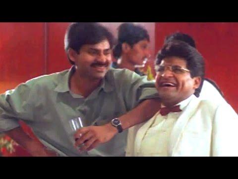 Pawan Kalyan Birthday Special - Ali & Pawan Kalyan Jabardasth Comedy In Party