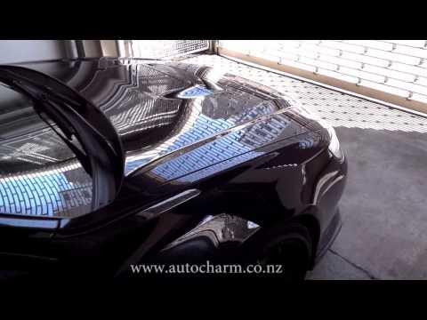 Subaru Legacy покрытая кварцевым стеклом Hikari