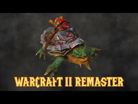 Warcraft 2 Remaster!