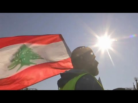 Libanon: Generalstreik wegen langsamer Regierungsbildung