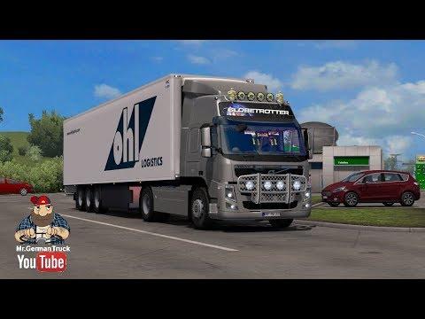 Volvo FM Classic 2009 AU44 edit mjtemdark 1.27
