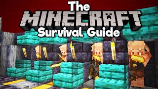 All About Piglins & Auto Bartering! • The Minecraft Survival Guide (Tutorial Lets Play) [Part 309]