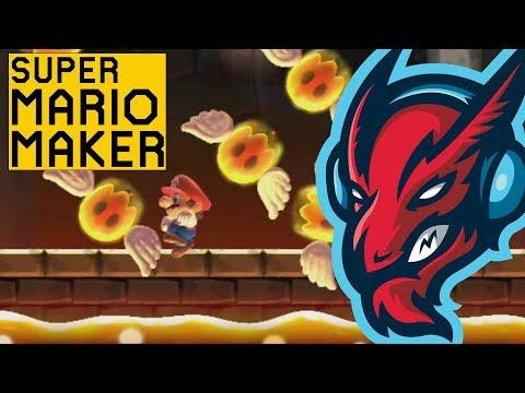 Mario Maker (LIVE STREAM) (видео)
