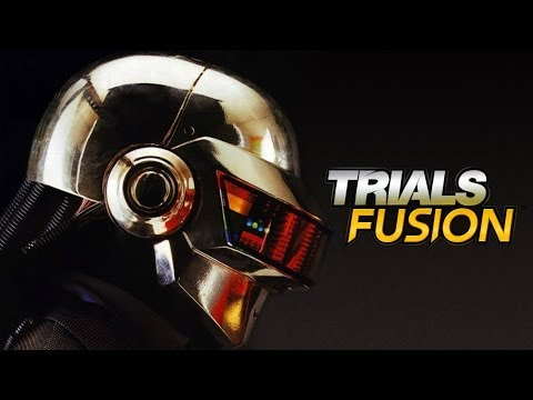 fusion - Trials Fusion Gameplay includes the Track Central Map
