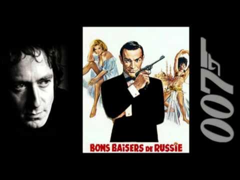 Tekst piosenki John Barry - 7 po polsku
