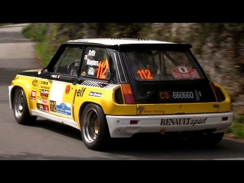 renault 5 maxi turbo & renault 5 turbo 2 sound