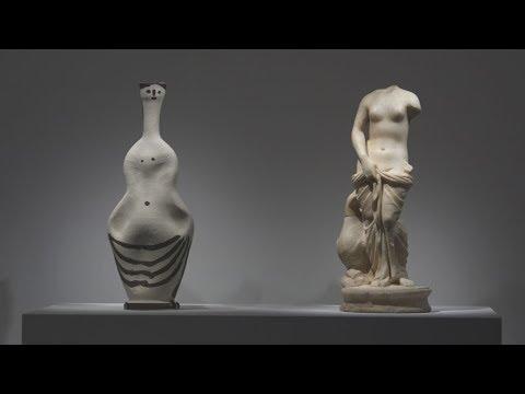 Έκθεση με τίτλο «Πικάσο και Αρχαιότητα. Γραμμή και πηλός», στο Μουσείο Κυκλαδικής Τέχνης