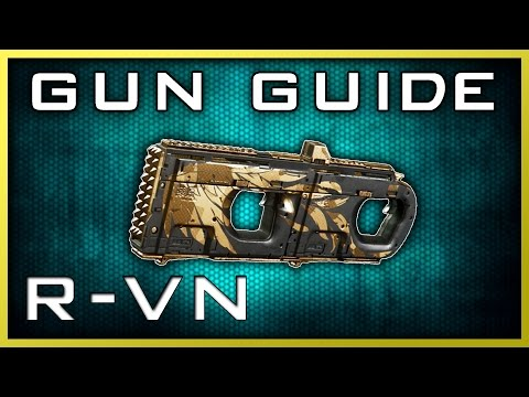 Best R-vn Variant! | Infinite Warfare Gun Guide #11 (detailed Weapon Stats & Review)