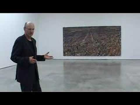 BBCCollective - Interview with Anselm Kiefer, discussing his Aperiatur Terra exhibition at White Cube. Full article: http://www.bbc.co.uk/dna/collective/A19432578.