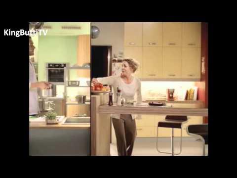 Lustiger Werbespot: Frosta – Geteilte Töpfe