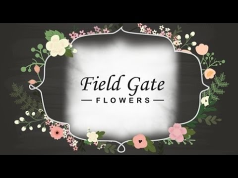 Field Gate Flowers (Wedding Flowers)