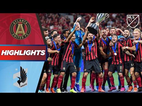 Video: US Open Cup Final 2019 | Atlanta United FC vs. Minnesota United FC | HIGHLIGHTS