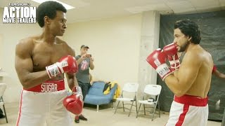 HANDS OF STONE | Edgar Ramirez training featuette to become fighter Roberto Duran