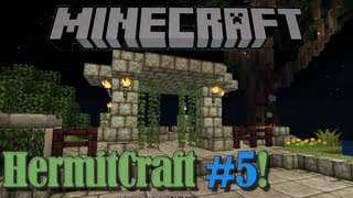 Just Playing - HermitCraft #5