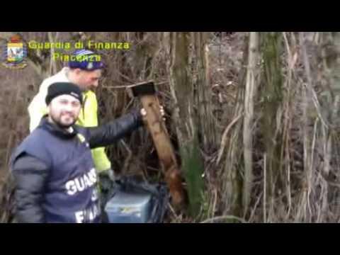Deposito abusivo di carburante in Emilia: nei guai un camionista del Teramano FOTO VIDEO