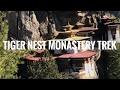 BHUTAN TRAVEL | VLOG 1 | TREK TO TIGER'S NEST MONASTERY