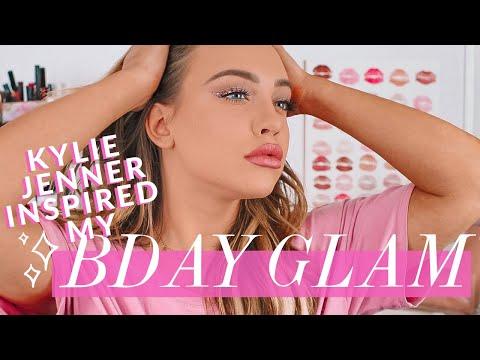 Kylie Jenner Inspired Birthday Glam | Kailin Chase