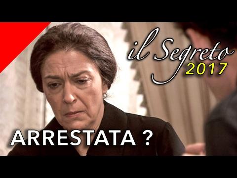 il segreto anticipazioni spagnole - donna francisca e mauricio nei guai