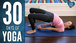 Day 13 - Endurance & Ease - 30 Days Of Yoga