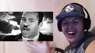 Gandhi vs Martin Luther King Jr  Epic Rap Battles of History Season 2 REACTION