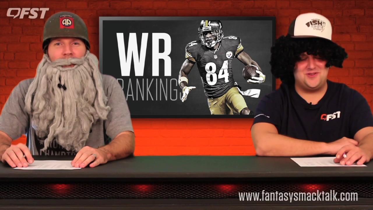 Fantasy Football Week 9 Player Rankings thumbnail