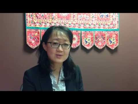 The Director of the Office of Ethnic Affairs, Berlinda Chin - offers Happy Diwali