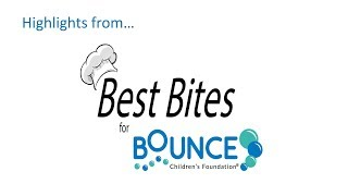 <h5>Best Bites for Bounce 2019 Highlights</h5>