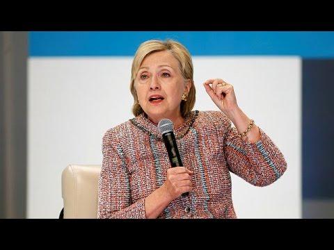 Hillary Clinton entendue par le FBI dans l'affaire des e-mails