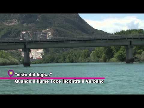 VL - Quando il fiume Toce incontra il Verbano