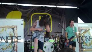 Confide - Delete, Repeat (Live) Vans Warped Tour 2010 in Las Cruces N.M