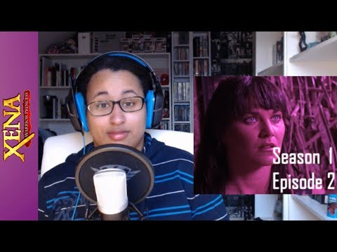 "Xena: Warrior Princess 1x2 ""Chariots of War"" REACTION"