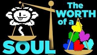 Video The TRUE POWER of UNDERTALE Souls! | The SCIENCE!...of Undertale MP3, 3GP, MP4, WEBM, AVI, FLV April 2018