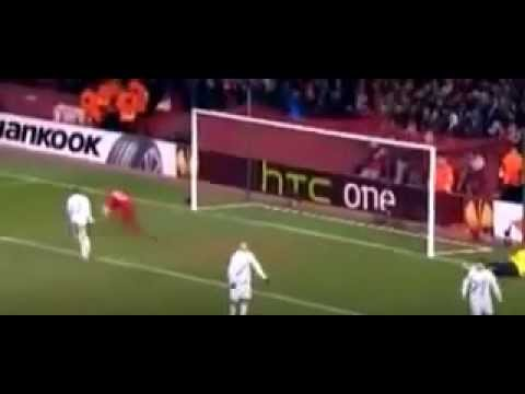 GAME Liverpool 3 - 1 Zenit | ALL GOALS & HIGHLIGHTS | 21.02.2013