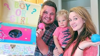 UNEXPECTED GENDER REVEAL!!