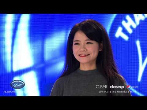 Vietnam Idol 2015 - Tập 4 - Người em đã yêu - Thuỷ Nguyên