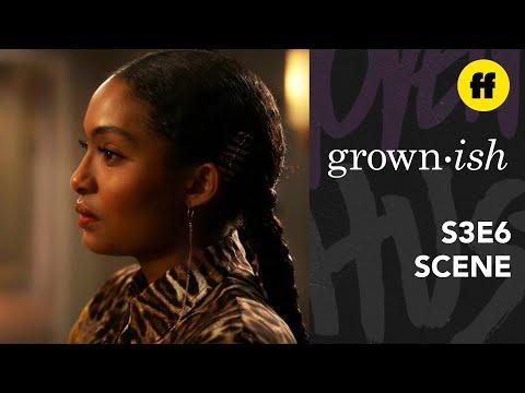 grown-ish Season 3, Episode 6 | Aaron Goes Off On Zoey | Freeform