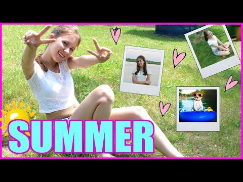 ✺Как КРУТО провести лето?//Чем заняться?✺ (видео)