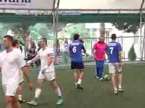 Mini fudbal Crna Gora, emisija 10 10 2013