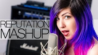 TAYLOR SWIFT REPUTATION MASHUP!! - All 15 Songs in 7 Minutes