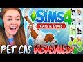 🐶🐱CREATE A PET REVEALED!?🐶🐱 Breeds,  CAS traits & MORE! 🙌😊 (The Sims 4 Cats & Dogs)