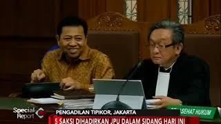 Video Andi Narogong Dihadirkan Sebagai Saksi Dalam Sidang Ke-7 Setnov - Special Report 22/01 MP3, 3GP, MP4, WEBM, AVI, FLV Januari 2018