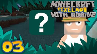 Minecraft PIXELMON with aDrive! Ep03 A Rare Addition! - PocketPixels White Let's Play! by aDrive