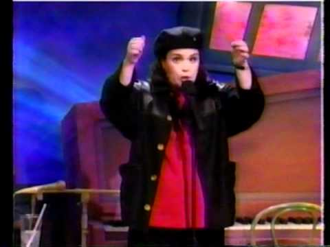 Rosie O'Donnell Comedy Special Part 4 1995