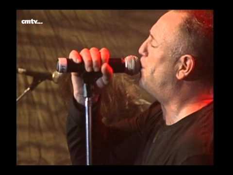 Almafuerte video Toro y pampa - Metal Rock Festival 2008