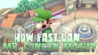How Fast Can MrConCon Mash? The results are insane!
