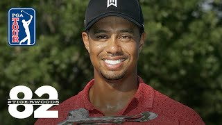 Tiger Woods wins 2006 Buick Open   Chasing 82 by PGA TOUR