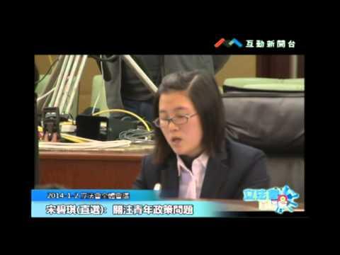 宋碧琪20140102立法會議