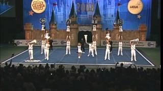 University of Kentucky Cheerleading 2008