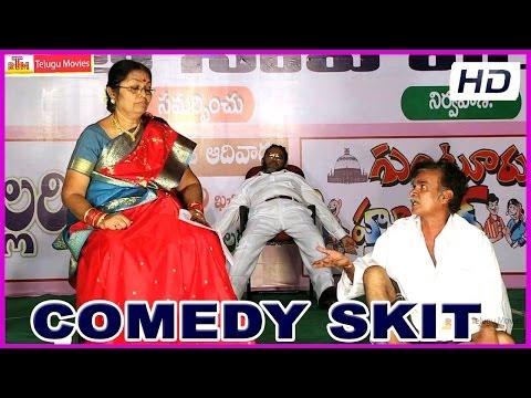 Hilarious Jabardasth Comedy Show 7th June  - Guntur Humour Club (HD)